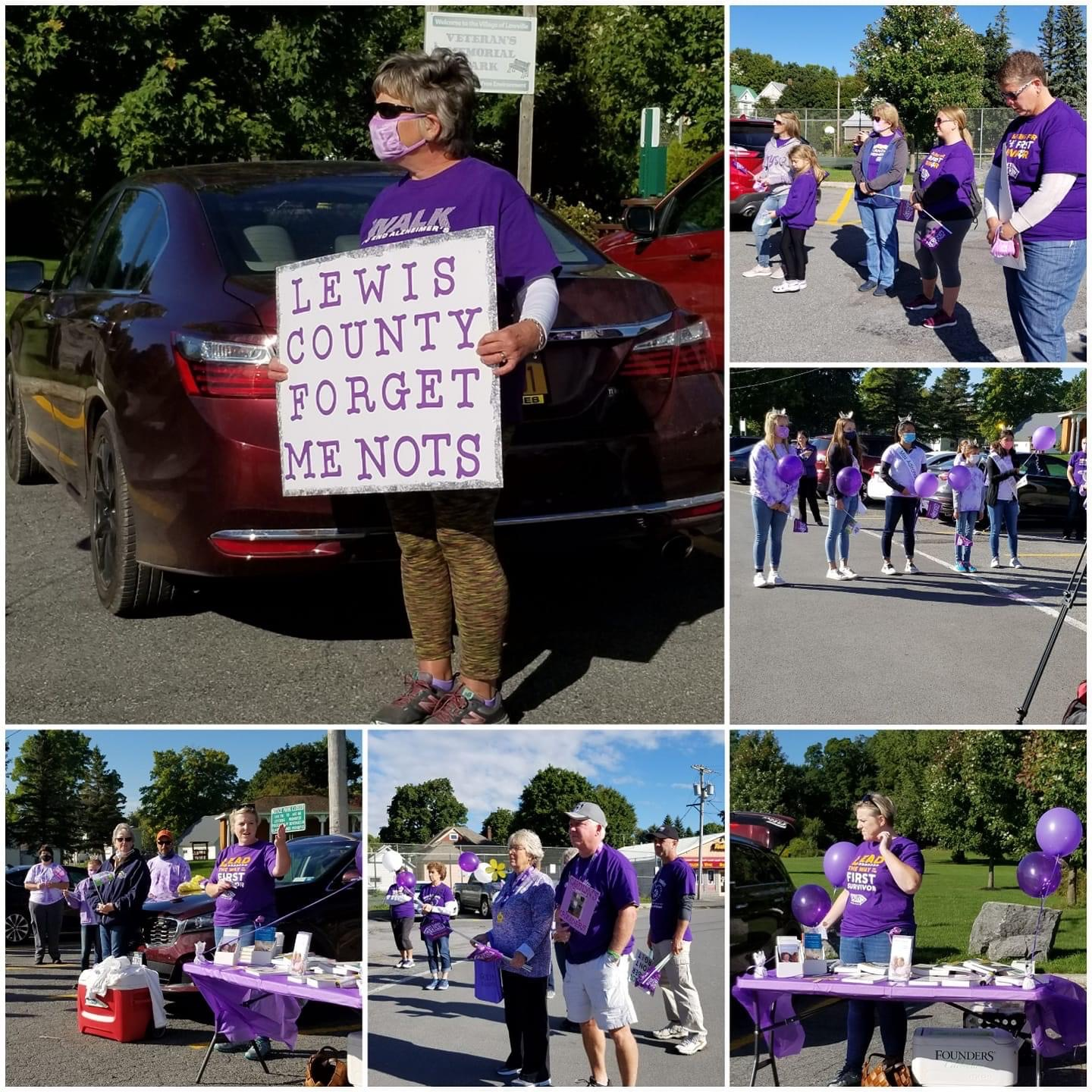 Walk to end Alzheimers pic 2020
