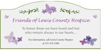 Friends of Lewis County Hospice
